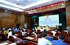 Điện Biên: Tổng kết Chương trình tổng thể CCHC giai đoạn 2011-2020