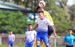 Khởi tranh giải bóng đá hạng Nhì quốc gia - On Sports 2020