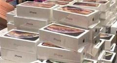 Vận chuyển 100 chiếc điện thoại Iphone không rõ nguồn gốc về bán kiếm lời