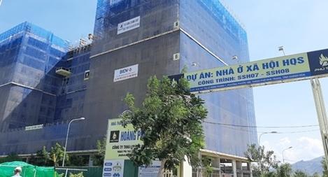 Khánh Hòa 'tuýt còi' một chủ đầu tư huy động vốn nhà ở xã hội trái luật