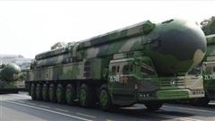 Tên lửa 'ngày tận thế' của TQ: Có thể tấn công Mỹ trong 30 phút bằng 10 đầu đạn hạt nhân