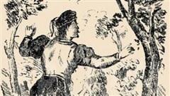 Không biết hình cô gái ẩn ở đâu trong bức tranh, đố bạn tìm ra!