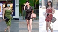 Street style Châu Á tuần này: Chăm diện váy ôm nhưng nhiều cô nàng mắc cùng 1 lỗi không đáng có