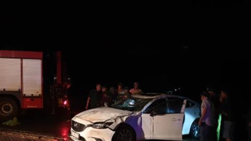 Ba người tử vong trong vụ xế hộp lao xuống biển Hạ Long