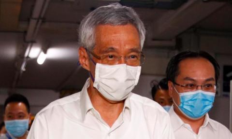 Đảng của ông Lý Hiển Long thắng lớn trong cuộc bầu cử quốc hội