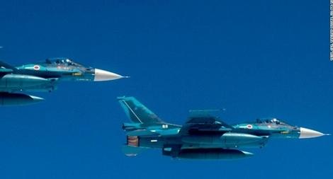 Nhật Bản phát triển máy bay chiến đấu tinh vi nhất trước sự cạnh tranh từ Trung Quốc