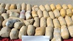 Cảnh sát Iran tịch thu hơn 2,5 tấn ma túy