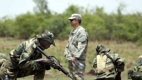 Người phụ nữ đầu tiên được gia nhập Lực lượng đặc biệt quân đội Mỹ
