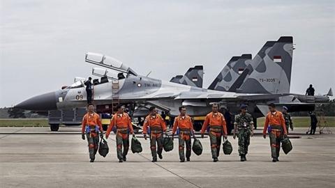 Tuyên bố bất ngờ về thương vụ Su-35 của Indonesia