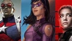 Những cái tên nào sẽ kế vị 6 siêu anh hùng đầu tiên của nhóm Avengers?