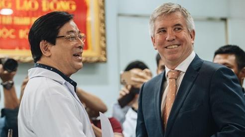 Tổng lãnh sự Anh: 'Xin cảm ơn từ tận đáy lòng, tôi vô cùng ấn tượng với nỗ lực hết mình của Việt Nam, quốc gia chưa có người tử vong vì Covid-19'