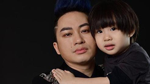 Hiếm hoi thấy ca sĩ Tùng Dương viết điều ngọt ngào dành cho vợ