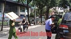 Khám xét nhà ông Trần Trọng Tuấn trong vòng 60 phút