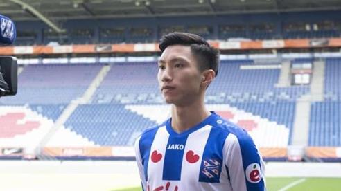Fanpage SC Heerenveen mất 35.000 lượt like trước tin Văn Hậu về VN
