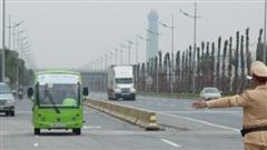 Từ 5/8, CSGT chỉ được dừng xe trên đường cao tốc tại những vị trí nào?
