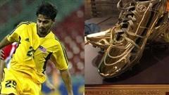 Vua phá lưới Malaysia bán 'Chiếc giày vàng' để trang trải cuộc sống