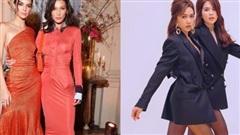 Cặp bạn thân Ngọc Trinh - Diệu Nhi, Kendall và Gigi mặc gì cũng hot, khiến dân tình sôi sục