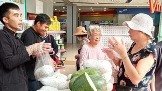 Giới thiệu nông sản sạch Bắc Kạn tại Hà Nội