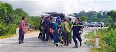 Danh sách 5 người chết và 35 người bị thương trong vụ tai nạn tại Kon Tum