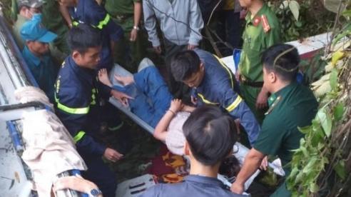 Khắc phục hậu quả vụ tai nạn đặc biệt nghiêm trọng tại Kon Tum