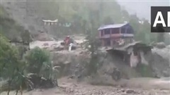 Lở đất ở Nepal, hàng chục người thiệt mạng