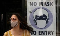 Ca nhiễm nCoV ở Mỹ tăng kỷ lục gần 72.000 ca mới trong 24 giờ