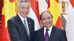 Thủ tướng gửi Điện chúc mừng Singapore tổ chức thành công tổng tuyển cử