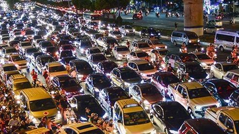 TP Hồ Chí Minh sẽ thu phí ôtô vào trung tâm