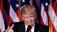 Ông Trump khoe đạt điểm kiểm tra cao 'không thể tin nổi'