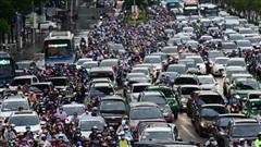 TP.HCM sẽ thu phí ô tô vào trung tâm từ năm 2021