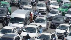 TP.Hồ Chí Minh thông qua đề án 'tăng vận tải công cộng, thu phí xe ô tô vào trung tâm'