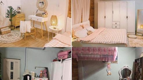 Từ phòng ngủ chật chội 'hô biến' thành không gian vạn người mê, chủ nhân cuộc decor ngoạn mục tại Đà Nẵng tiết lộ chi phí vỏn vẹn 16 triệu đồng