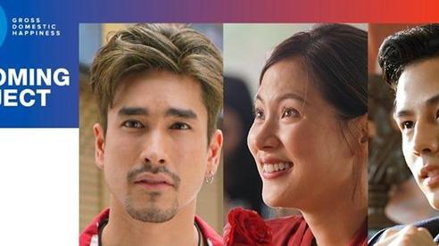 Nàng thơ Baifern Pimchanok trở lại màn ảnh rộng, hợp tác cùng hai trai đẹp Nadech Kugimiya và Bank Thiti