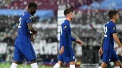 Chelsea thua sốc Sheffield 0-3