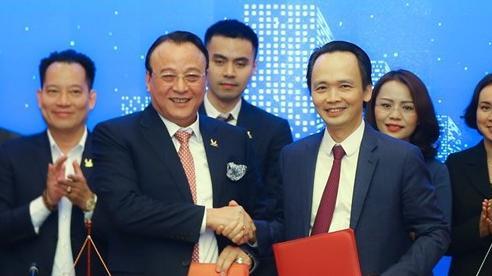 Cái 'bắt tay' của FLC và Tân Hoàng Minh