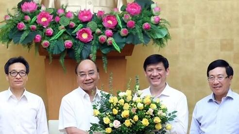 Thủ tướng giao quyền Bộ trưởng; bổ nhiệm Thứ trưởng, Tổng Giám đốc