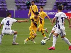 Lionel Messi làm nên điều chưa từng có trong lịch sử La Liga