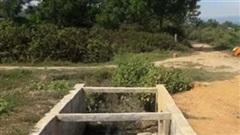 Thi thể nữ sinh dưới mương nước: Hiện trường lạ