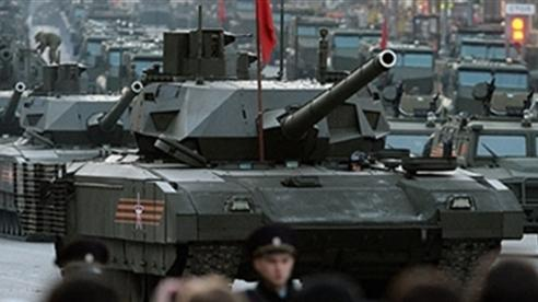 Vũ khí đặc biệt Nga dùng trong cuộc chiến xuất khẩu Armata