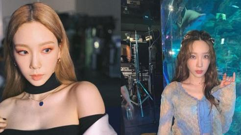Taeyeon SNSD ngày càng mặc gợi cảm dù thân hình gầy đến mức báo động