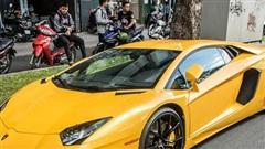 Lamborghini Aventador LP700-4 đầu tiên tại Việt Nam với biển số tứ quý 9 tái xuất trên phố Sài Gòn sau hơn một năm ẩn mình
