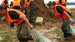 Tỉnh Giang Tây (Trung Quốc) cảnh báo lũ mức cao nhất