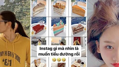 Đăng ảnh đồ ăn kín Instagram, BB Trần khiến Hari Won phải thốt lên: 'Đừng up nữa, chị thèm lắm rồi!'