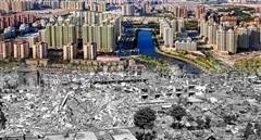Trung Quốc vừa hứng dư chấn từ trận động đất kinh hoàng năm 1976