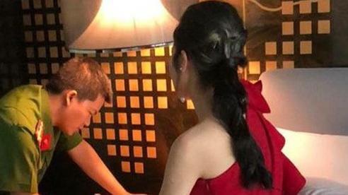 Một cô gái trong đường dây bán dâm giá 30.000 USD là hoa hậu cuộc thi sắc đẹp