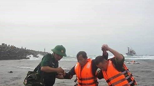 Hải Phòng: Cứu hộ thành công 19 thuyền viên gặp nạn trên biển Bạch Long Vĩ