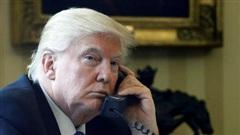'Bí mật' được tiết lộ từ những cuộc điện đàm của TT Trump với các nguyên thủ nước ngoài