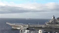 Lộ diện siêu vũ khí trên tàu sân bay mới của Nga: Đánh chặn tên lửa đạn đạo là chuyện nhỏ!