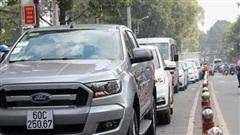 Năm 2021, TP HCM thu phí ôtô vào trung tâm