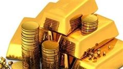 Giá vàng tăng nhẹ vào ngày đầu tuần